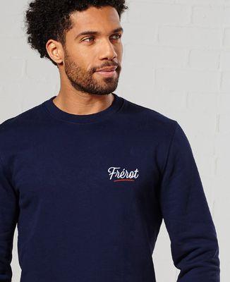 Sweatshirt homme Frérot (brodé)
