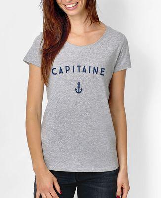 T-Shirt femme Capitaine