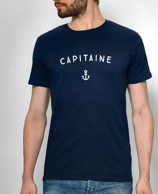 T-Shirt homme Capitaine