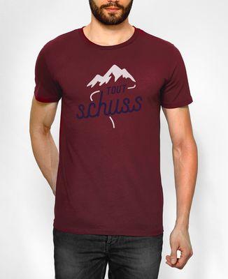T-Shirt homme Tout schuss