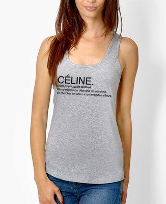 Débardeur femme Céline