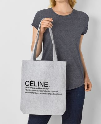 Tote bag Céline