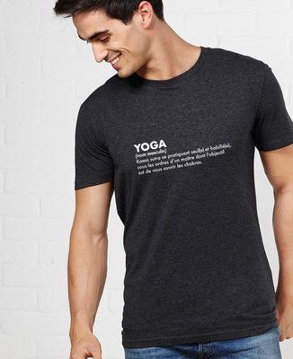T-Shirt homme Yoga