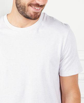 T-Shirt homme Papa de prénoms perso (brodé)