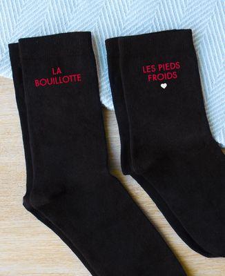 Coffret La bouillotte / Les pieds froids