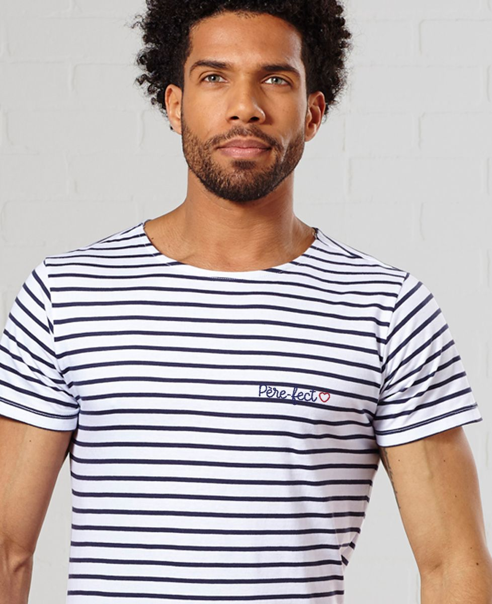 T-Shirt homme Père-fect (brodé)