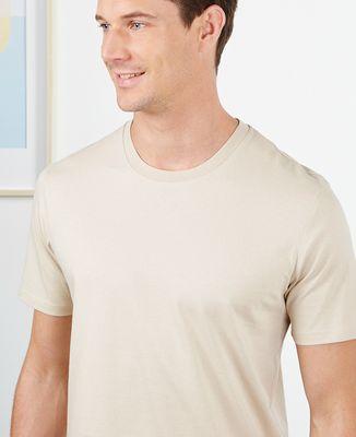 T-Shirt homme Message brodé personnalisé