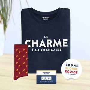 T-shirt Box Décembre 2020