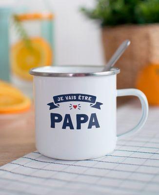 Mug Je vais être papa
