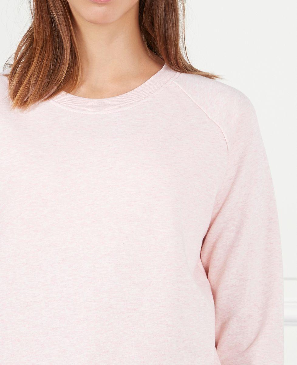 Sweatshirt femme Couple brodé personnalisé