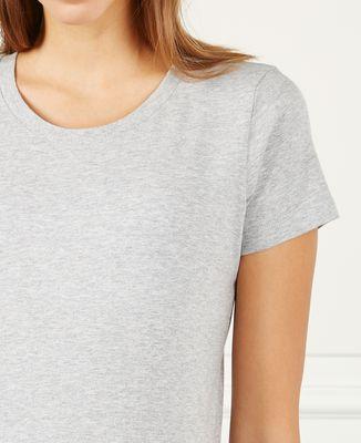 T-Shirt femme Couple brodé personnalisé