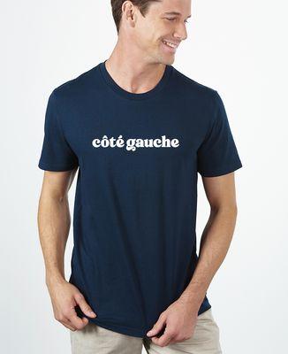 T-Shirt homme Côté gauche
