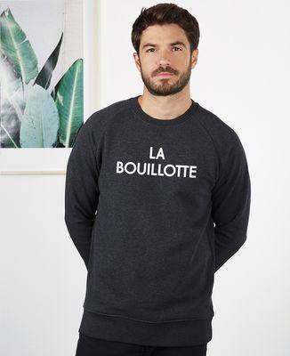 Sweatshirt homme La bouillotte / Les pieds froids