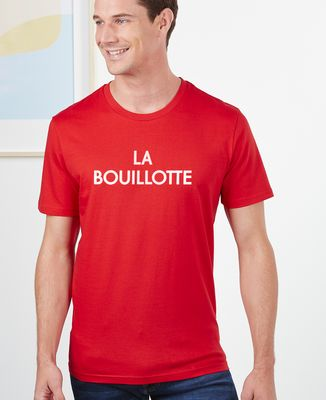 T-Shirt homme La bouillotte / Les pieds froids