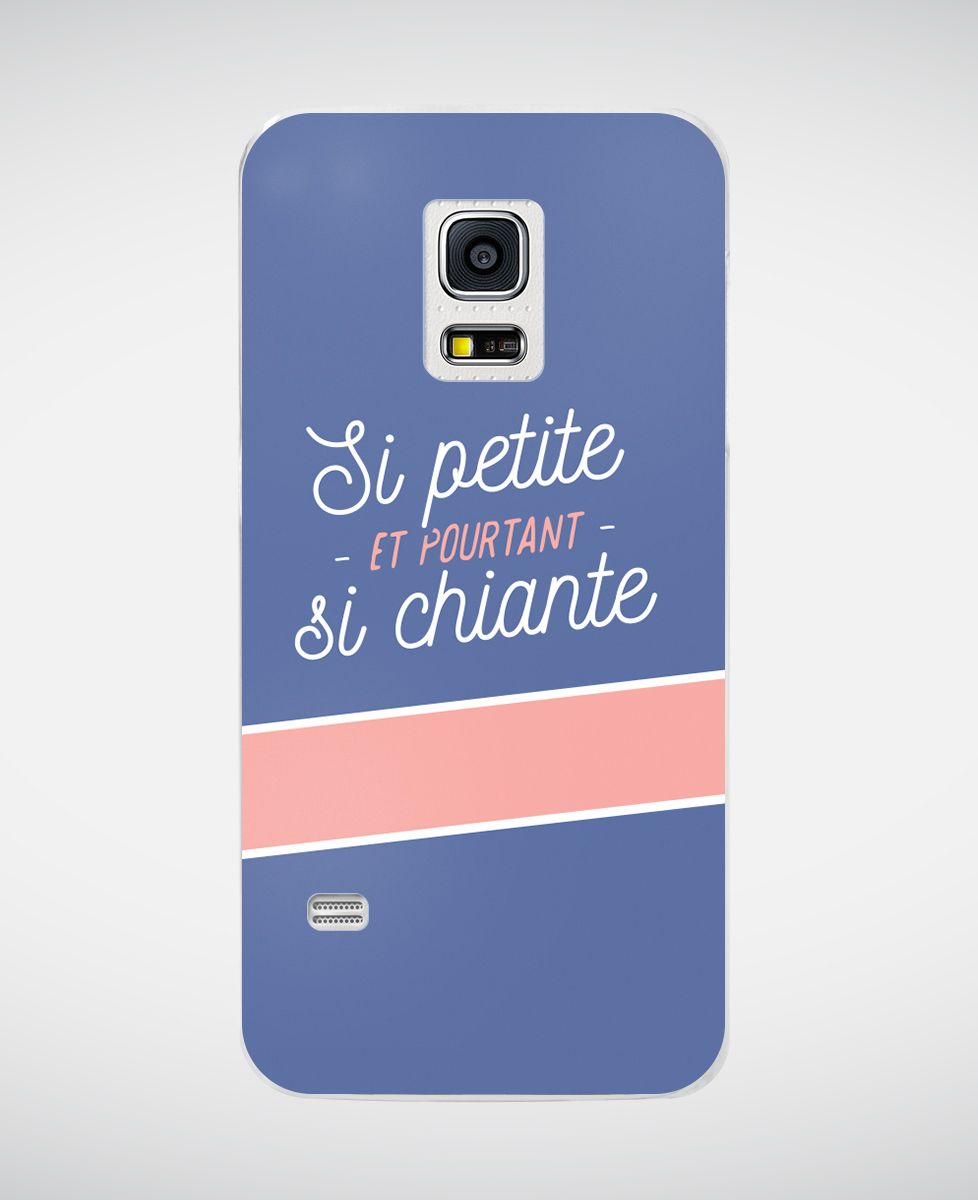 Coque smartphone Si petite