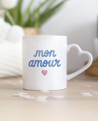 Mug Mon amour coeur