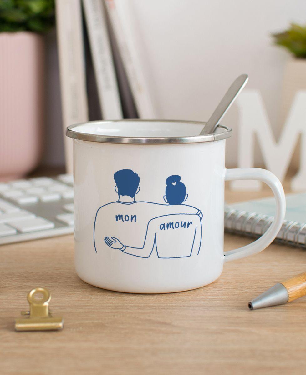 Mug Couple mon amour