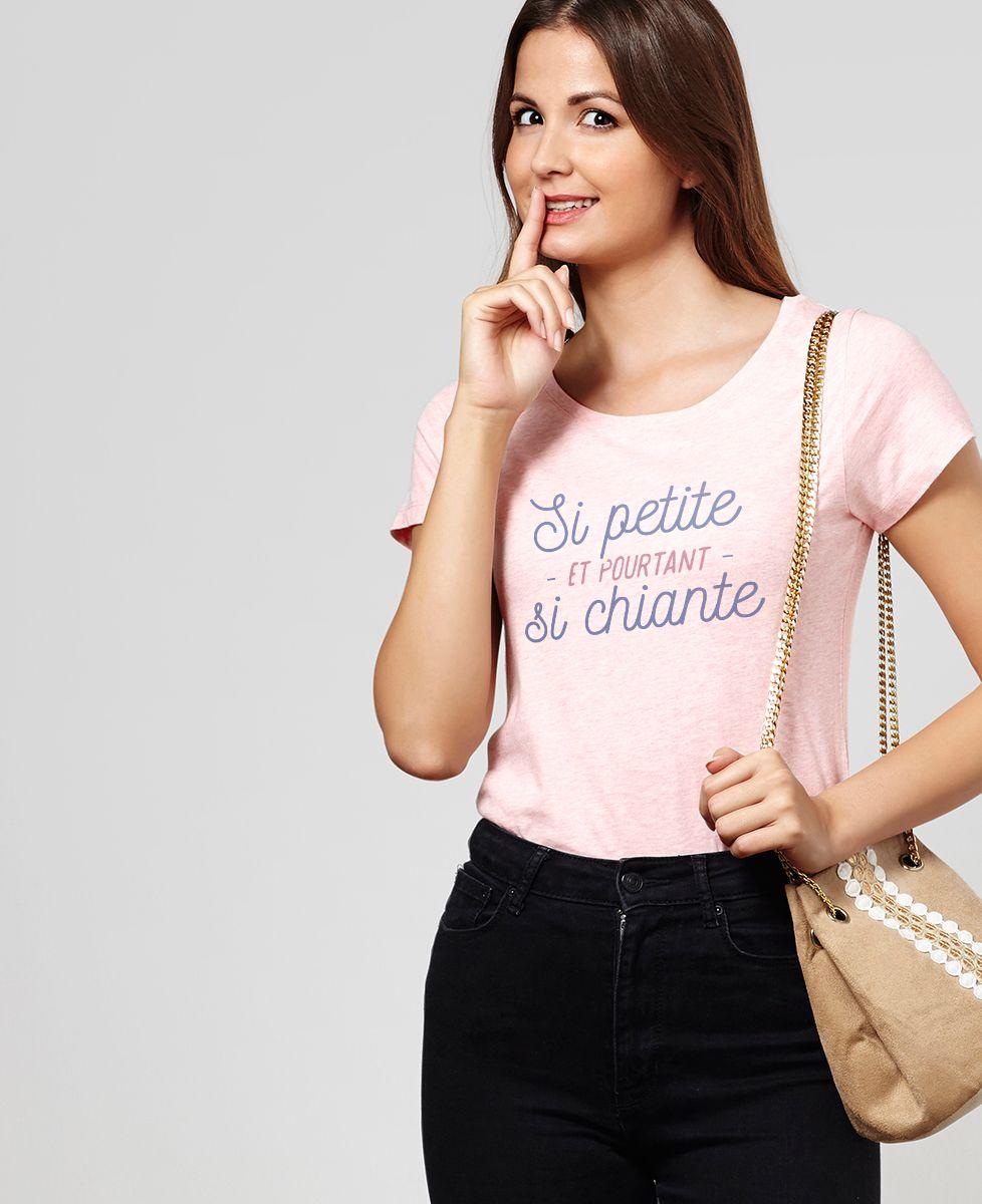 T-Shirt femme Si petite