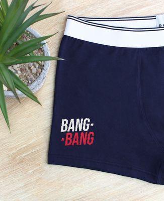 Boxer KISS KISS / BANG BANG