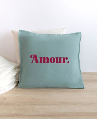 Coussin Amour.