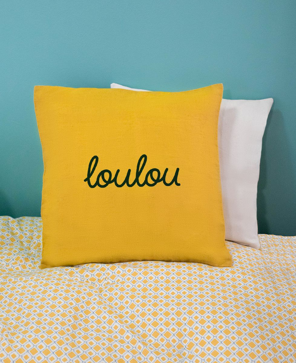Coussin Loulou