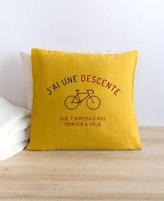 Coussin Descente à vélo