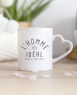 Mug L'homme idéal