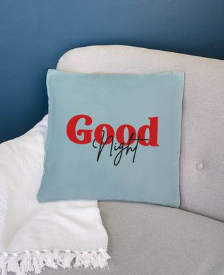Coussin Goodnight