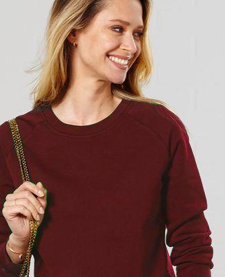 Sweatshirt femme On se supporte depuis personnalisé