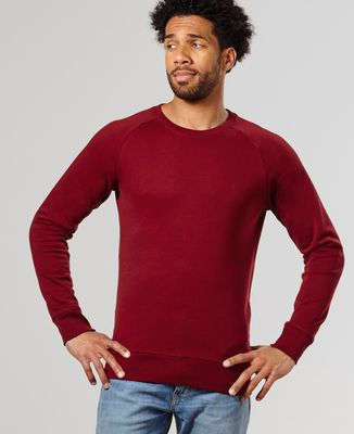 Sweatshirt homme Monsieur MR personnalisé