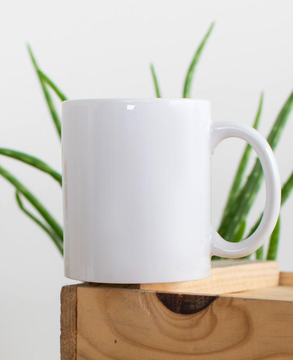 Mug Coeurs et Prénom Personnalisé