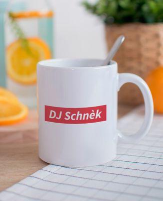Mug DJ Schnèk