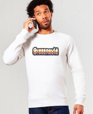 Sweatshirt homme Grozenculé