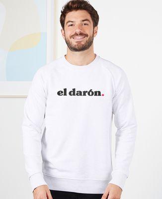 Sweatshirt homme El Daron