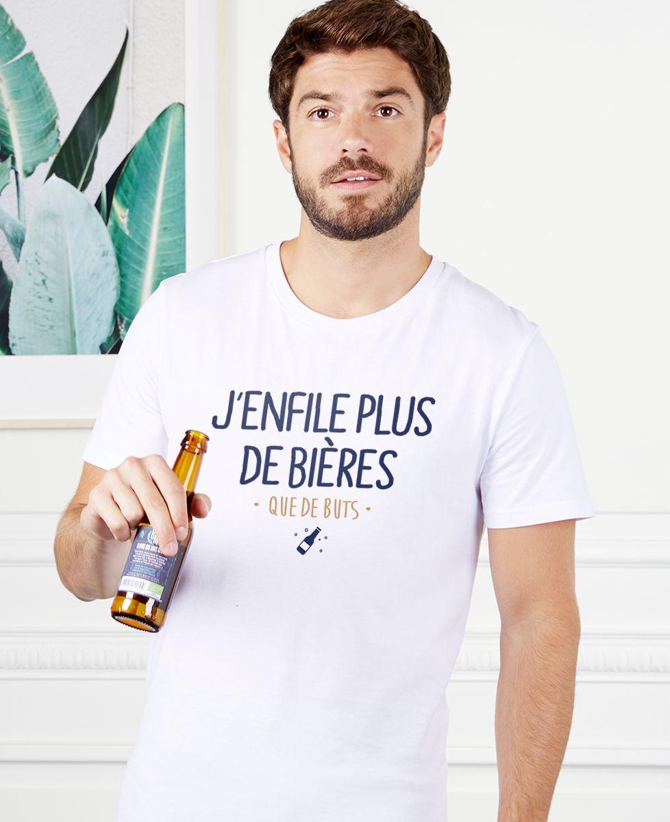 T-Shirt homme J'enfile plus de bières