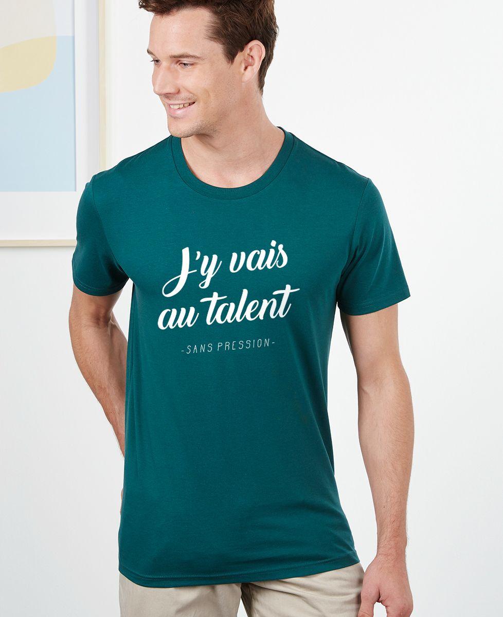T-Shirt homme Au talent