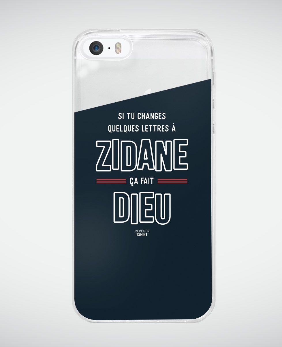 Coque smartphone Zidane (Jésus)