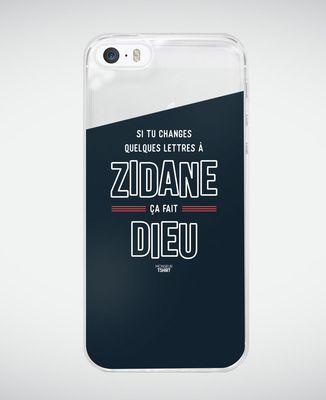 coque iphone 8 zidane