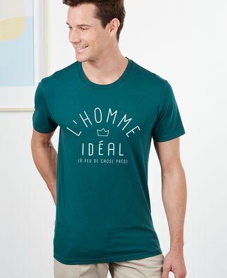 T-Shirt homme L'homme idéal