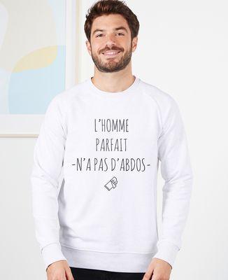 Sweatshirt homme L'Homme parfait