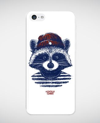 Coque smartphone Raton hipster