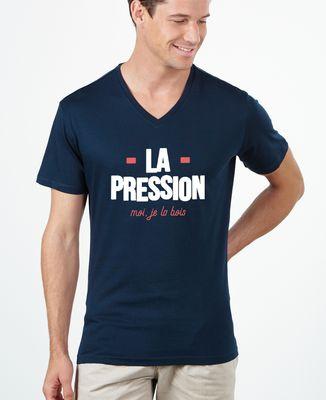 T-Shirt homme La pression