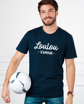 T-Shirt homme Loulou d'amour