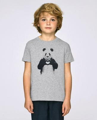 T-Shirt enfant All you need is love