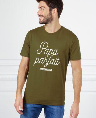 T-Shirt homme Papa parfait