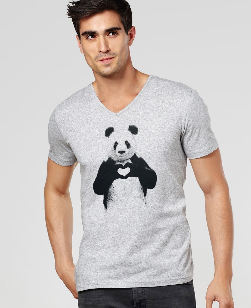 T-Shirt homme All you need is love