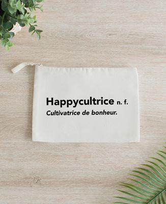 Pochette Happycultrice