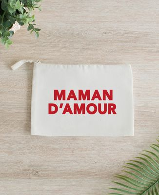 Pochette Maman d'amour III
