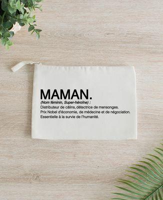 Pochette Maman définition