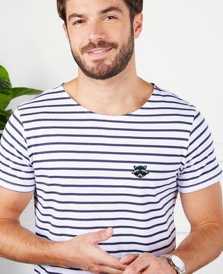T-Shirt homme Raton (brodé)